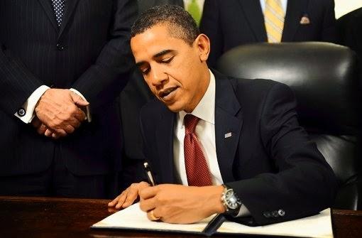 Barack Obama - Linkshänder - Die Welt falsch konstruiert