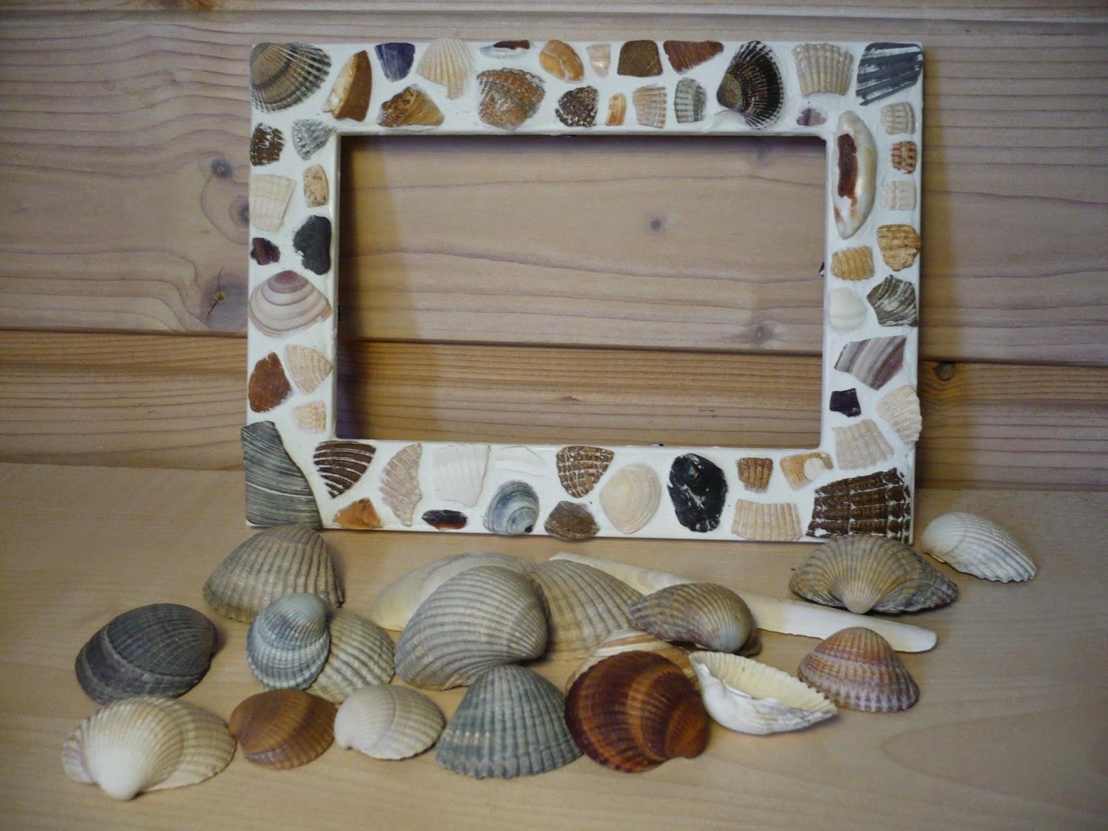 basteln muscheln sand bouwunique. Black Bedroom Furniture Sets. Home Design Ideas