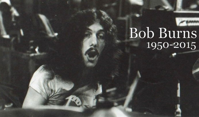 Bob Burns fue el batería original de Lynyrd Skynyrd
