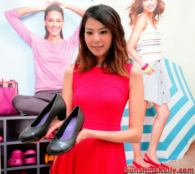 Crocs Fall / Holiday 2013 Collection, crocs shoes, crocs, comfortable stylish shoes, shoes fashion show, Crocs Gianna Heel