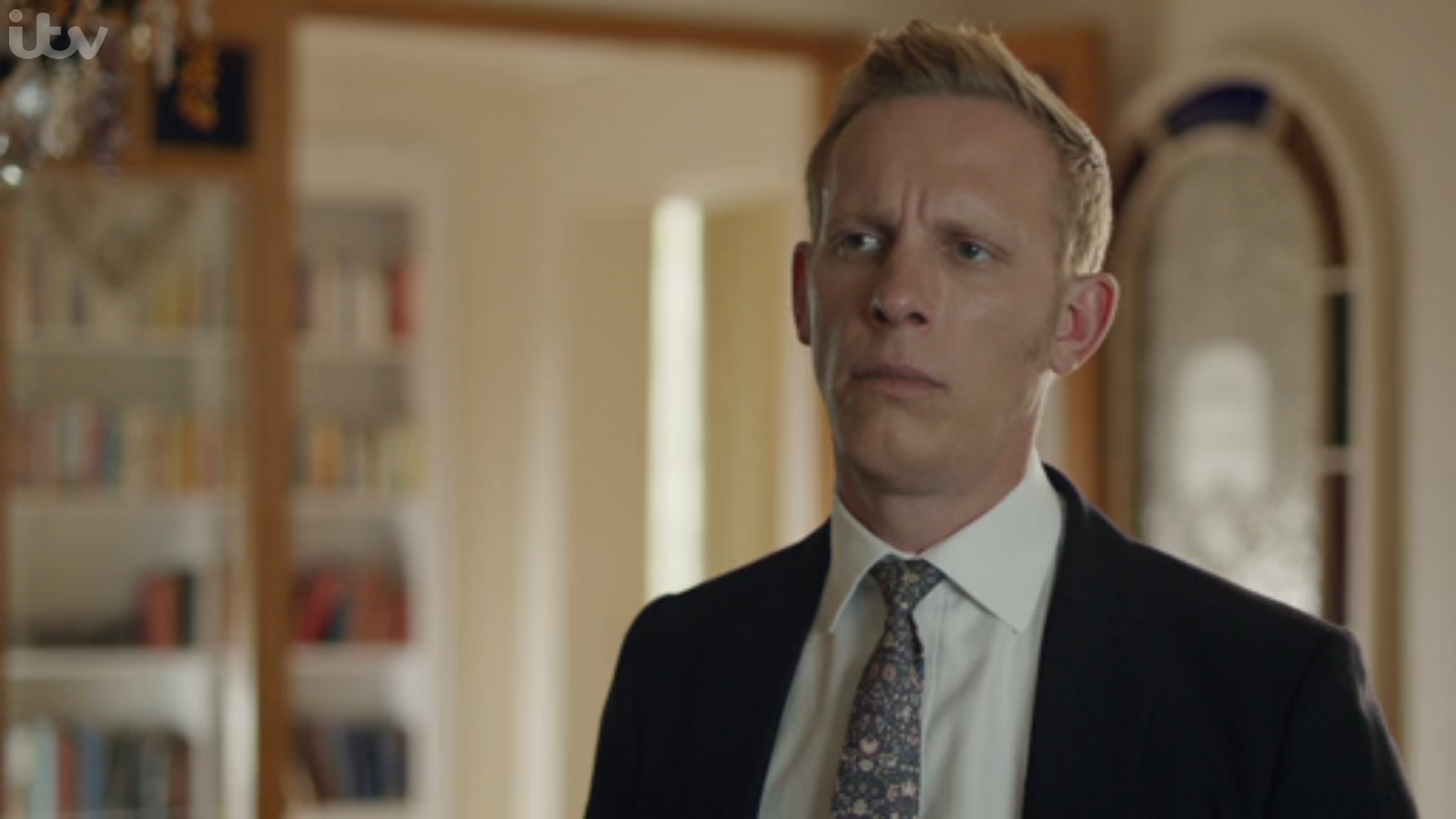Longish Inspector Lewis What Lies Tangled Episode Review