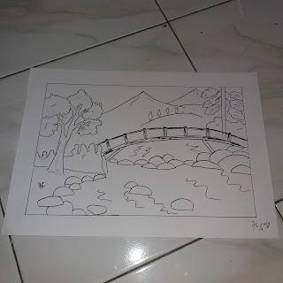 Psrk Pgsd Stkip Pgri Tulungagung 3d 2016 Karya Seni 2d Individu