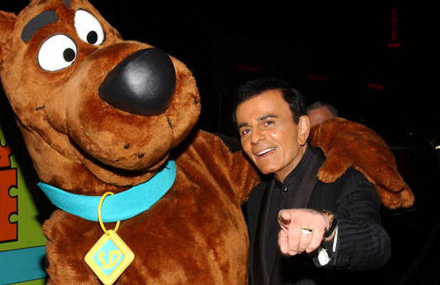 Casey Kasem (and Scooby-Doo)