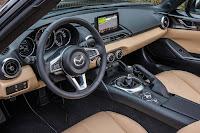 Mazda MX-5 Z-Sport (2018) Interior