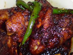 Resepi masakan ayam kicap