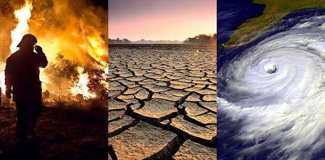 Κλιματικη αλλαγή