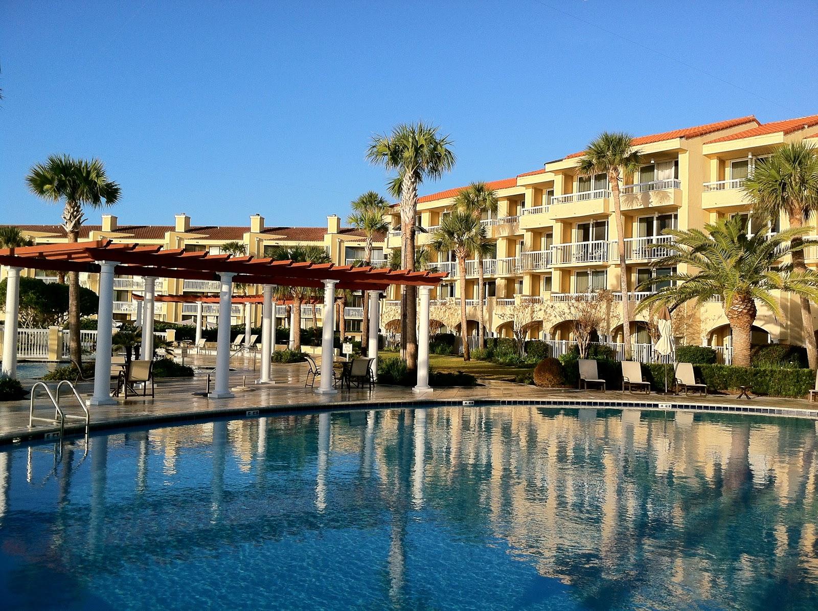 St Simon Island Resorts Sea Palms
