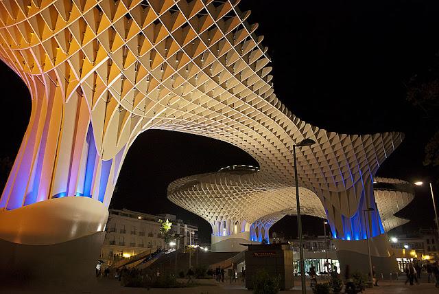 bangunan paling keren dan mengagumkan di dunia