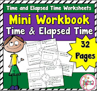 Mini Workbook using Elapsed Time