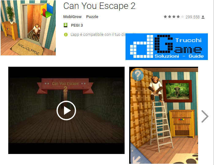 Soluzioni Can You Escape 2 di tutti i livelli | Walkthrough guide