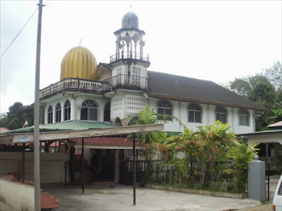 Masjid Mukim Kaabah, Machang