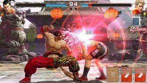 Game Tekken APK MOD