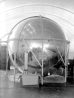 Prototype of an Echo Satellite