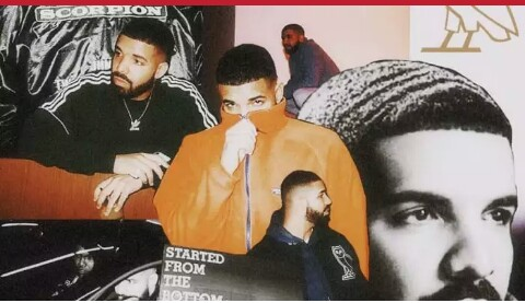 Drake record