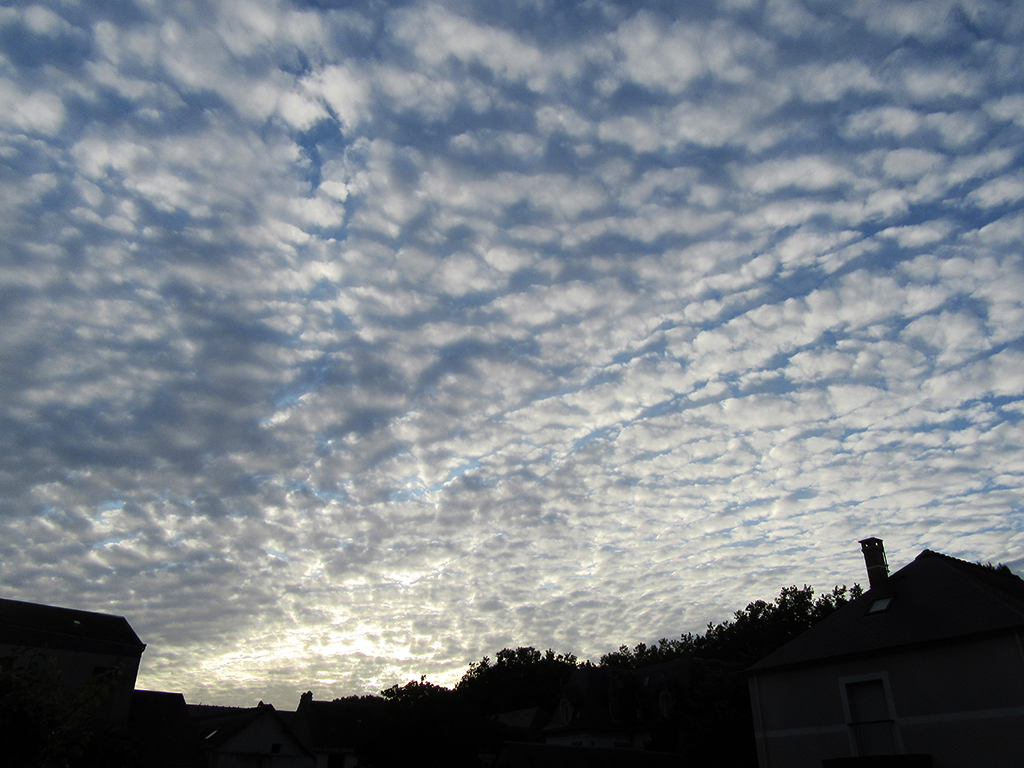 Amboise Daily Photo Cotton Ball Clouds Bal