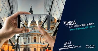 Concurso #Dale la vuela - Alcatel OneTouch