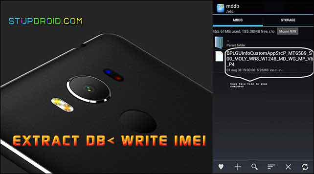 How to Extract DB File From Stock Rom [For SN Writer] - StupDroid com