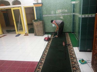 Kisah Inspiratif Marbot Masjid, Haji bukan hanya Untuk si kaya