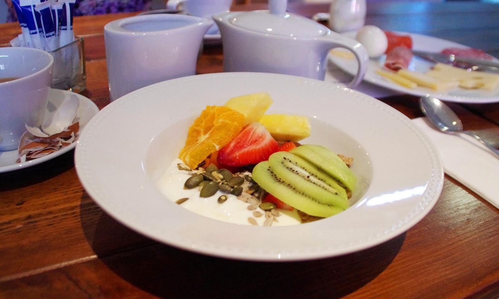 Breakfast at Fazenda Nova Country House
