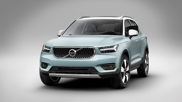 2019 Volvo XC40 hd wallpapers