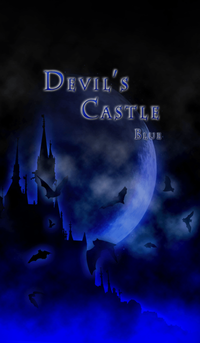 Devil's Castle Blue