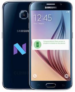Firmware Samsung Galaxy S6 SM-G920S