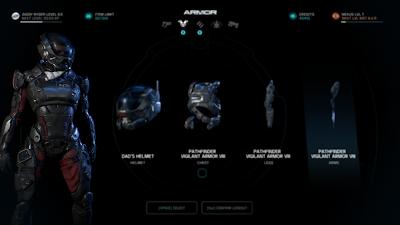 Armor and Helmet Swaps
