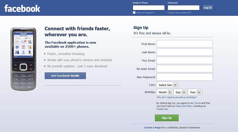 Facebook login sign in fb sign up tricksmania fb fbcom sign in stopboris