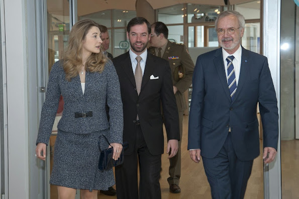 Stéphanie, Hereditary Grand Duchess of Luxembourg Style