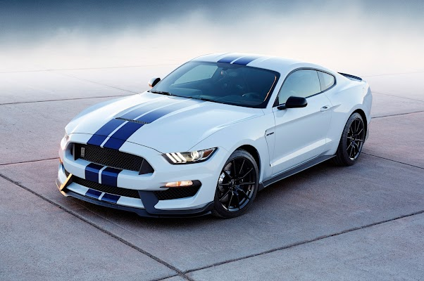 Shelby Mustang Ford Sports Car