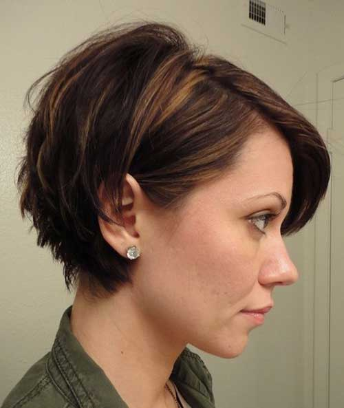 Short Choppy Hairstyles