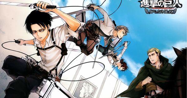 Shingeki no Kyojin OVA 01-05 Subtitle Indonesia