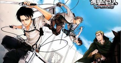 Download Shingeki no Kyojin OVA Sub Indo 480p 720p Batch