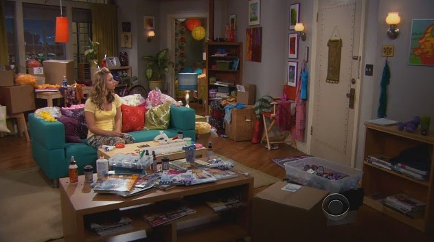 Penny S Apartment Big Bang Theory
