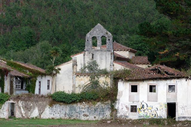Monasterio de San Antolín de Bedón - Llanes