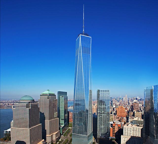 quarto prédio mais alto do mundo