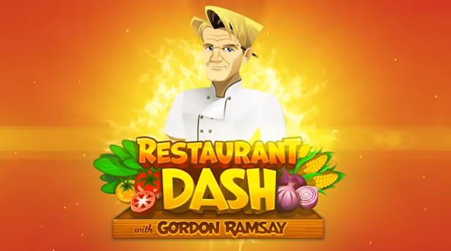 Restaurant DASH: Gordon Ramsay v2.4.7 Mod Apk (Unlimited Money)