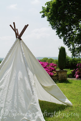 teepee-camping