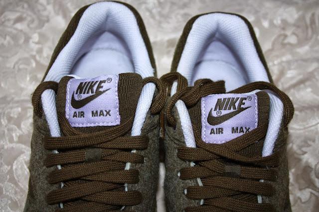 Air Max 1 Dark Loden Medium Olive Flussperle