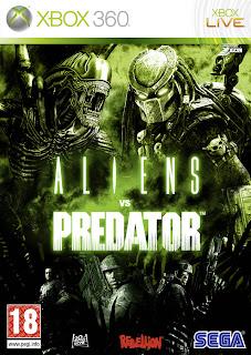 Aliens Vs Predator (Xbox 360) 2010