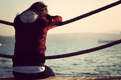Sad-Alone-Girl-Status