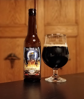 The Black Cat fra Amager Bryghus