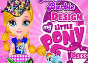 MLP Design My Little Pony Dress juego