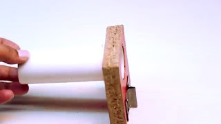 membuat sendiri gergaji jigsaw mini dari dinamo 12volt
