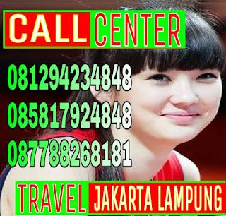Travel Pancoran Ke Bandar Lampung