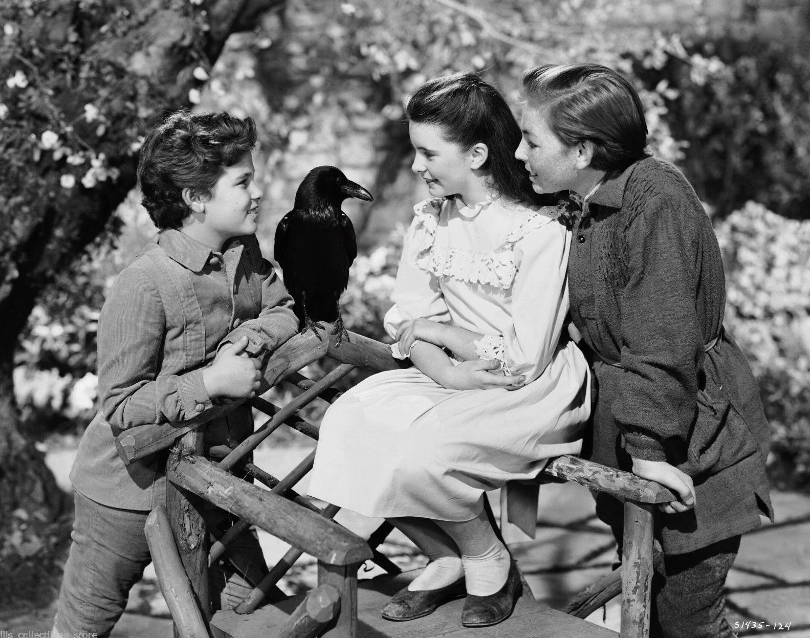 The Secret Garden 1949 Silver Scenes A Blog For Classic Film Lovers