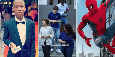Meet Abraham Attah, Ebira-Ghana Boy That Is A Super Star In The United State