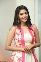 Aishwarya Lekshmi looks stunning in sleeveless deep neck gown with transparent Ethnic jacket ~  Exclusive Celebrities Galleries 078.JPG