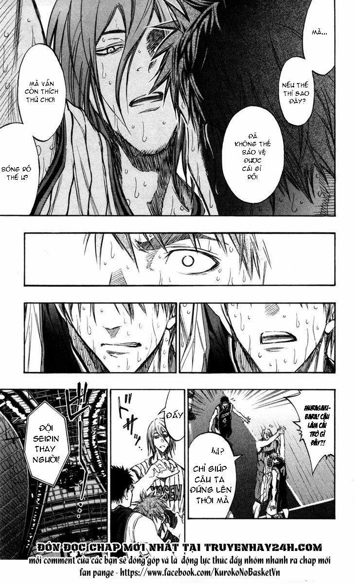 Kuroko No Basket chap 157 trang 18