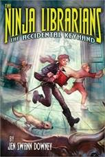 Review - The Ninja Librarians: The Accidental Keyhand